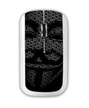 Advance Arty Pop Wireless Optical Mouse 1000 DPI Anonymouse