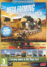 Farmer Mega collection 7-pack