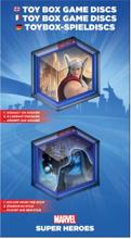 Disney Infinity 2.0 : Toy Box Game Disc Marvel