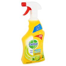 Dettol Power & Fresh Multi Cleaner Spray Citrus 750 ml