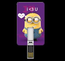 Tribe Minions - USB Iconic Card Love 8GB