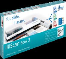 IRISCan Book 3 Wireless Mobile Scanner