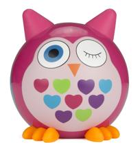 Big Buddy Bluetooth Speaker Owl (Kitsound)