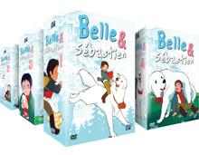 Belle et Sébastien - Box 4/4