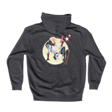 Fallout 4 Nuka Cola Pin-Up Hoodie M