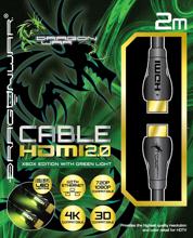 Dragonwar HDMI 2.0 4K ETHERNET Lightning Cable X360/Xone 2016