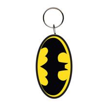 DC Comics - Batman Symbol Rubber Keychain