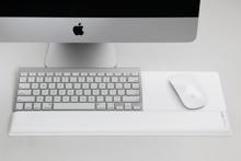 Rain Design mRest Wrist Rest & Mouse Pad White