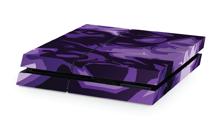 GamersGear Purple Camo Console Skin