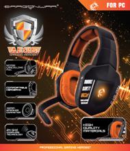 Dragonwar Aegis Wireless Gaming Headset PC