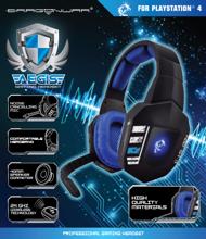 Dragonwar Aegis Wireless Gaming Headset PS4