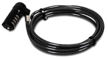 Port Designs Combination Security Cable