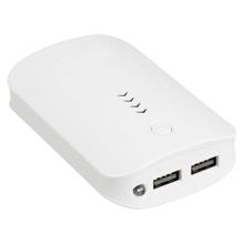 MTH Powerbank 7800 mAh 2 USB White