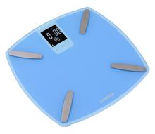 Cresta Bathroom Scales with Body Analysis CBS370 Blue