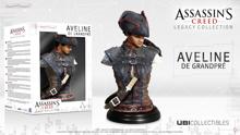 Assassin's Creed Legacy Collection Aveline de Grandpré Bust