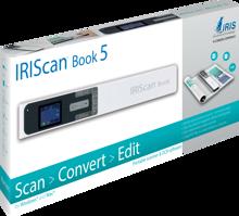 IRIScan Book 5 Portable Scanner White