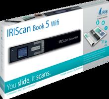 IRIScan Book 5 Wifi Mobile Scanner