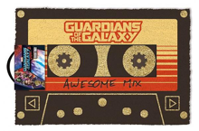 Gardians of the Galaxy vol.2 - Awesome Mix Doormat