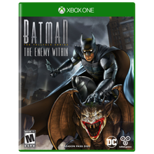 Batman : The Enemy Within - The Telltale Series Season Pass Disc