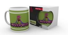 Atari Mug - Green Centipede