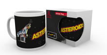Atari Mug - Black Asteroids