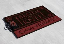 Game of Thrones - Bend the Knee Doormat