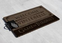 Game of Thrones - Welcome to Winterfell Doormat