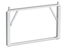 Rain Design mBar Pro Foldable Laptop Stand - Silver
