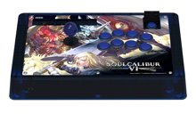 HORI- Real Arcade Pro Fighting Stick SoulCalibur VI Edition for PS4/PS3/PC